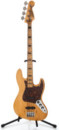 Musical Instruments:Bass Guitars, 1970's Gilbert Natural Bass Electric Bass Guitar ...