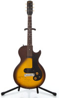 Musical Instruments:Electric Guitars, 1959 Gibson Melody Maker 3/4 Sunburst Solid Body Electric Guitar#936043...
