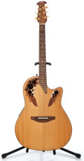 Musical Instruments:Acoustic Guitars, Ovation Natural Acoustic Electric Guitar...