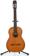 Musical Instruments:Acoustic Guitars, 1960's La Alpujarra O/IN Natural Classical Guitar ...