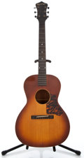 Musical Instruments:Acoustic Guitars, 1940 Kalamazoo K-14 Sunburst Acoustic Guitar #FK-406...