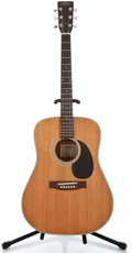 Musical Instruments:Acoustic Guitars, 1980's Sigma Martin DM3 Natural Acoustic Guitar #SK96642...