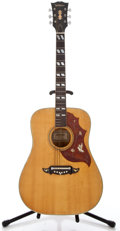 Musical Instruments:Acoustic Guitars, 1970's Ventura V-23 Natural Acoustic Guitar #4102...