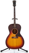 Musical Instruments:Acoustic Guitars, 1950's Gibson TG Sunburst Acoustic Tenor Guitar ...