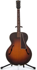 Musical Instruments:Acoustic Guitars, 1948 Gibson L48 Sunburst Archtop Acoustic Guitar ...