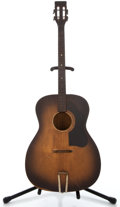 Musical Instruments:Acoustic Guitars, 1920's Regal Latter Brace Project Sunburst Acoustic Tenor Guitar...