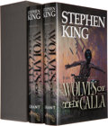 Books:Signed Editions, Stephen King. The Dark Tower V: Wolves of Calla. HamptonFalls: Donald M. Grant, 2003. Limited to 1,350 numbered s...(Total: 2 Items)