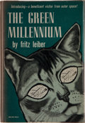 Books:Science Fiction & Fantasy, Fritz Leiber. The Green Millennium. New York: Abelard Press,[1953]. First edition. With a long, warm, and hum...