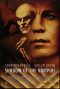 """Movie Posters:Horror, Shadow of the Vampire and Other Lot (Lions Gate, 2000). One Sheets (2) (27"""" X 40""""). Horror.. ... (Total: 2 Items)"""