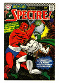 Silver Age (1956-1969):Horror, Showcase #61 The Spectre! (DC, 1966) Condition: VF+....