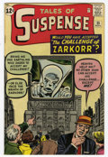 Silver Age (1956-1969):Mystery, Tales of Suspense #35 (Marvel, 1962) Condition: FN+....
