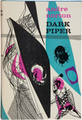 Books:Signed Editions, Andre Norton. Dark Piper. New York: Harcourt, Brace & World, 1968. First edition. Signed by the author. Octavo. ...