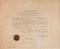 Autographs:U.S. Presidents, Franklin D. Roosevelt Appointment and Photograph Signed,... (Total: 6 Items)