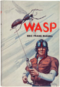 Books:First Editions, Eric Frank Russell. Wasp. New York: Avalon Books,[1957]. First edition. Octavo. 223 pages. Dust jacket. Fine. ...