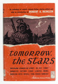 Books:Signed Editions, Robert A. Heinlein, editor. Tomorrow, the Stars. AScience Fiction Anthology. Garden City: Doubleday &Company, ...