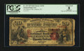 National Bank Notes:Kentucky, Lebanon, KY - $20 1875 Fr. 434 The Marion NB Ch. # 2150. ...