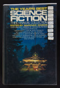 Books:Science Fiction & Fantasy, Gardner Dozois, editor. The Year's Best Science Fiction. Third Annual Collection. [New York]: Bluejay Books Inc....