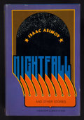 Books:Science Fiction & Fantasy, Isaac Asimov. Nightfall and Other Stories. Garden City, NewYork: Doubleday & Company, Inc., 1969. First edition...