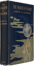 Books:Science Fiction & Fantasy, Robert W. Chambers. The Maker of Moons. New York and London: G. P. Putnam's Sons, 1896. First edition. Sam Mos...