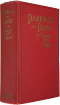 Books:First Editions, George Allan England. Darkness and Dawn. Boston: Small,Maynard, and Company, [1914]. First American edition. Insc...