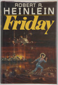 Books:Signed Editions, Robert A. Heinlein. Friday. New York: Holt, Rinehart and Winston, 1982. Second printing. Signed by the author. O...