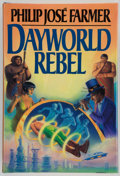 Books:Signed Editions, Philip José Farmer. Dayworld Rebel. New York: G. P. Putnam's Sons, [1987]. First edition. Signed by the author. ...