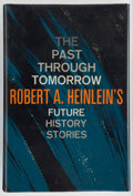 Books:First Editions, Robert A. Heinlein. The Past Through Tomorrow. New York: G.P. Putnam's Sons, [1967]. First edition. Octavo. 667...