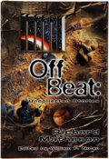 Books:Signed Editions, Richard Matheson. Off Beat: Uncollected Stories. Burton: Subterranean Press, 2002. First edition. Limited to 750...