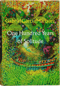 Books:First Editions, Gabriel García Márquez. One Hundred Years of Solitude. NewYork: Harper & Row, 1970. First edition. Octavo. 422 page...