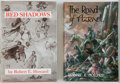 Books:Science Fiction & Fantasy, Robert E. Howard. Two Grant Editions Signed by the Illustrators, including: Red Shadows. West Kingston, Rhode Is... (Total: 2 Items)