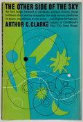Books:Science Fiction & Fantasy, Arthur C. Clarke. The Other Side of the Sky. New York: Harcourt, Brace and Company, [1958]. First edition. Octav...