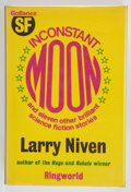 Books:Science Fiction & Fantasy, Larry Niven. Inconstant Moon. London: Victor Gollancz Ltd.,1973. First edition. Warmly inscribed and signed b...