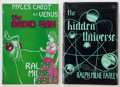 Books:Science Fiction & Fantasy, Ralph Milne Farley. The Radio Man; The Hidden Universe. Los Angeles: Fantasy Publishing Company, Inc... (Total: 3 Items)