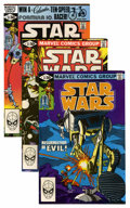 Modern Age (1980-Present):Science Fiction, Star Wars #51-80 Group (Marvel, 1981-84) Condition: Average NM....(Total: 30 Comic Books)