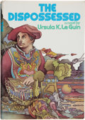 Books:First Editions, Ursula K. Le Guin. The Dispossessed. An AmbiguousUtopia. New York: Harper & Row, [1974]. First edition.Publish...