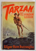 "Books:Science Fiction & Fantasy, Edgar Rice Burroughs. Tarzan and ""The Foreign Legion."" Tarzana, California: Edgar Rice Burroughs, Inc., ..."