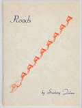 Books:Science Fiction & Fantasy, Seabury Quinn. Roads. Chicago: Popular Fiction PublishingCo., 1937. Special edition. Octavo. 47 pages. Publishe...