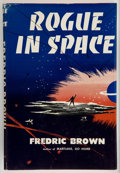 Books:Science Fiction & Fantasy, Fredric Brown. Rogue in Space. New York: E. P. Dutton & Company, Inc., 1957. First edition. Octavo. 189 pages. P...