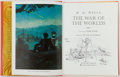 Books:Science Fiction & Fantasy, H. G. Wells. The War of the Worlds. Illustrated by Tom Kidd. [New York]: Books of Wonder / HarperCollins Publish...