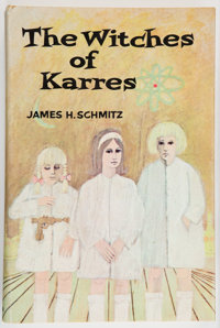 James H. Schmitz. The Witches of Karres. Philadelphia and New York: Chilton Books, [