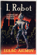 Books:First Editions, Isaac Asimov. I, Robot. London: Grayson & Grayson,[1952]. First British edition, first printing. Octavo. 224 pa...