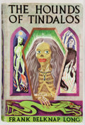 Books:First Editions, Frank Belknap Long. The Hounds of Tindalos. London: MuseumPress Limited, [1950]. First British edition, first print...