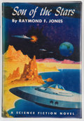 Books:First Editions, Raymond F. Jones. Son of the Stars. Philadelphia: Winston,[1952]. First edition, first printing. Octavo. 210 pages....
