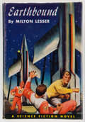 Books:Signed Editions, Milton Lesser. Earthbound. Philadelphia: Winston, [1952].First edition, first printing. Signed by Lesser on...