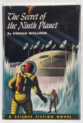 Books:First Editions, Donald A. Wollheim. The Secret of the Ninth Planet.Philadelphia: Winston, [1959]. First edition, first printing. Oc...