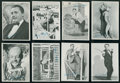 Non-Sport Cards:Sets, 1965 Topps The Man from U.N.C.L.E. Complete Set (55) ...