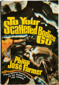 Books:First Editions, Philip Jose Farmer. To Your Scattered Bodies Go. New York:G. P. Putnam's Sons, [1971]. First edition, first printin...