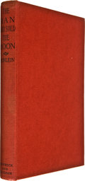 Books:Signed Editions, Robert A. Heinlein. The Man Who Sold the Moon. London:Sidgwick and Jackson, [1953]. First British edition. Si...