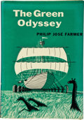 Books:Signed Editions, Philip Jose Farmer. The Green Odyssey. New York: Ballantine,[1957]. First edition, first printing. Inscribed ...