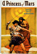 Books:First Editions, Edgar Rice Burroughs. A Princess of Mars. Chicago: McClurg,1917. First edition, first printing. Octavo. 326 pages. ...